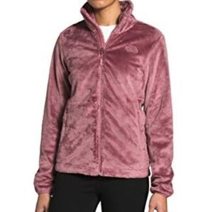 NWT The North Face Plus Size Osito Full Zip Mesa Rose Jacket 3X
